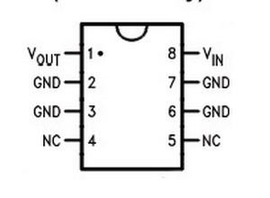 μA78L05ACD TEXAS INSTRUMENTS | IC-78L05 SMD | Syntax Taiwan