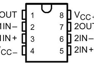 TL082CP TEXAS INSTRUMENTS | IC-TL082 | Syntax Taiwan